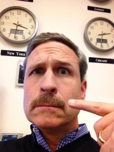 Sammann Mustache