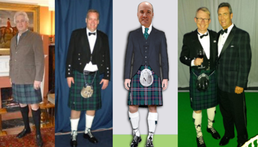 Kilting for Quid; Kilting for Kids