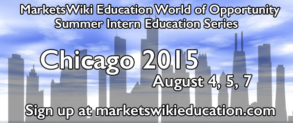 MarketsWiki Education Intern Series 2015
