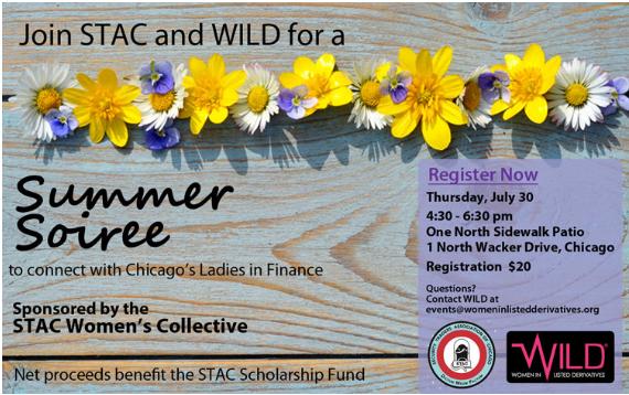 STAC/WILD Summer Soiree 2015