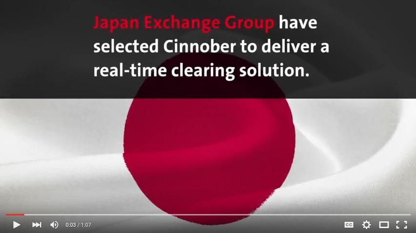JPX-Cinnober Clearing