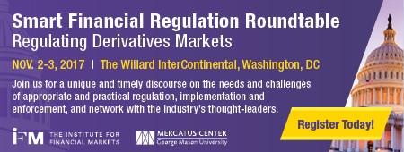 IFM Smart Financial Regulation Roundtable