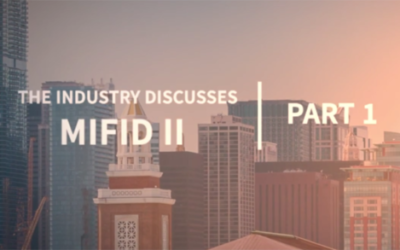 The Industry Discusses MiFID II, Part II