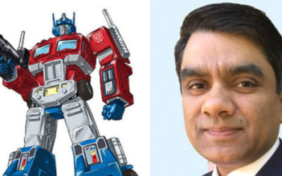 Adi Agrawal is Optionus Prime