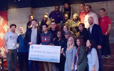Trading Tables: T4Youth's Annual Ping Pong Bash Brings Home $100k