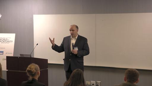 Jim Hourihane – Careers in Compliance