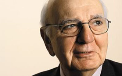 Paul Volcker, Inflation Tamer Who Set Bank Risk Rule, Dies at 92; Robots in Finance Could Wipe Out Some of Its Highest-Paying Jobs