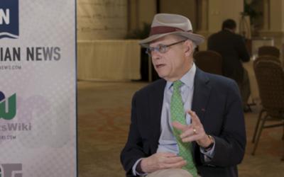 Addressing the Financing Needs of Midsize Banks – Richard Sandor, AFX
