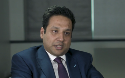 DB1's Ankur Kamalia: Fintech Venture Capital Is All About Collaboration