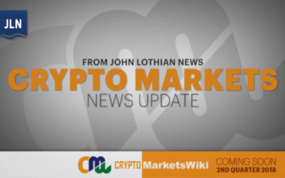 Crypto Markets News from John Lothian News – May 8, 2018