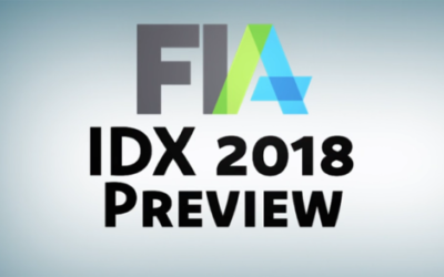 FIA IDX 2018 Preview with Walt Lukken
