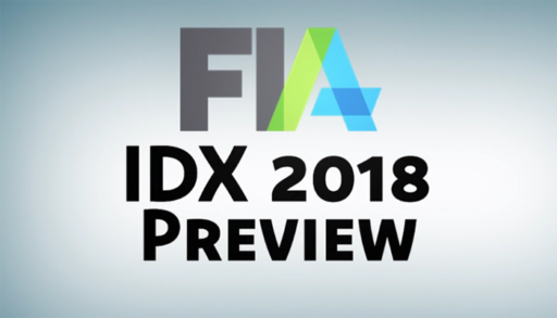 FIA IDX 2018 Preview with Walt Lukken
