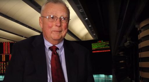 Joe O'Neill, New York Commodity Exchange(s) Executive, Passes Away