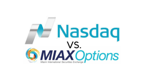 Nasdaq vs. MIAX lawsuit update; SIP reforms on horizon?; Commodities revenue
