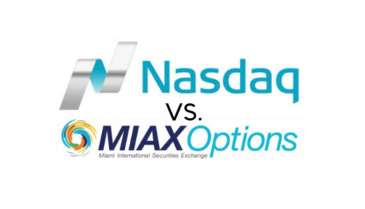 MIAX Prevails in Patent Spat with Nasdaq; Sterling slump prompts dash for options