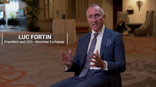 Thinking Global – Luc Fortin, Montréal Exchange