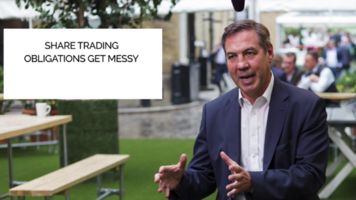 Share Trading Obligations Get Messy – Mark Hemsley, Cboe