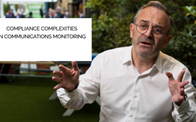 Compliance Complexities in Communications Monitoring