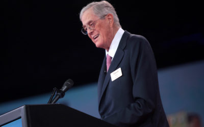 Billionaire David Koch, Who Spent Heavily to Back Conservative Causes, Dies
