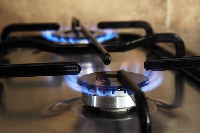 appliance burner stove natural gas