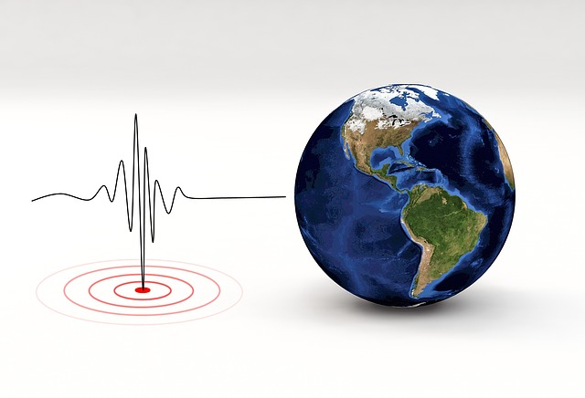 earthquake earth seismograph