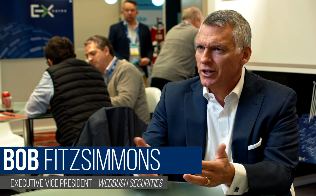 Tariffs, Transitions, and STIRs: Wedbush's Bob Fitzsimmons at FIA Expo