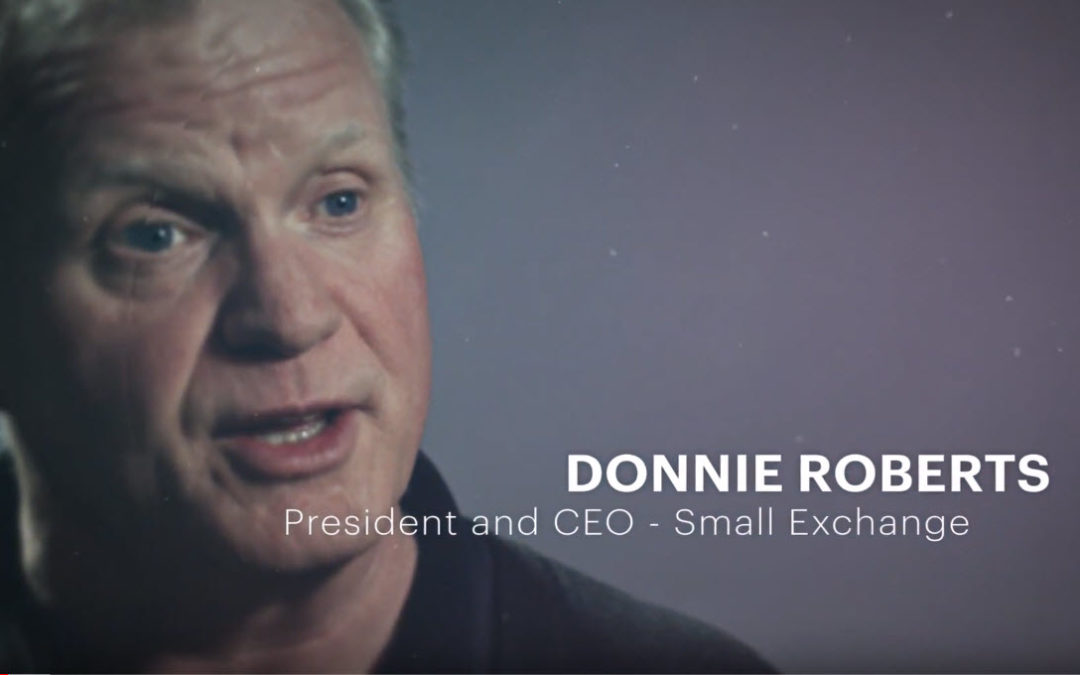 Donnie Roberts – Open Outcry Traders History Project