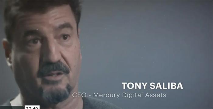 Tony Saliba – Open Outcry Traders History Project