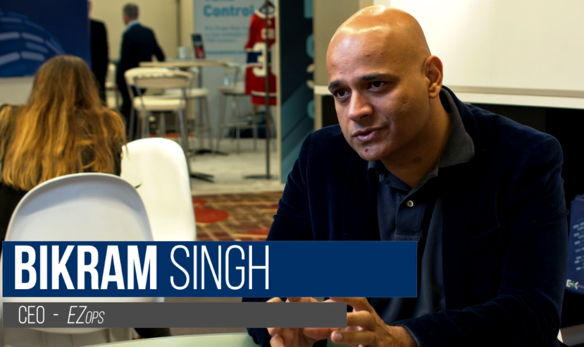 Machine Learning in the Back Office: Bikram Singh of EZOPS