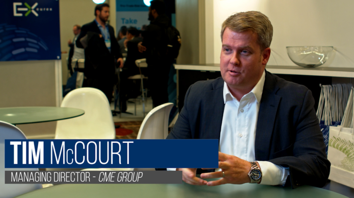 Global Appeal: Tim McCourt of the CME Group