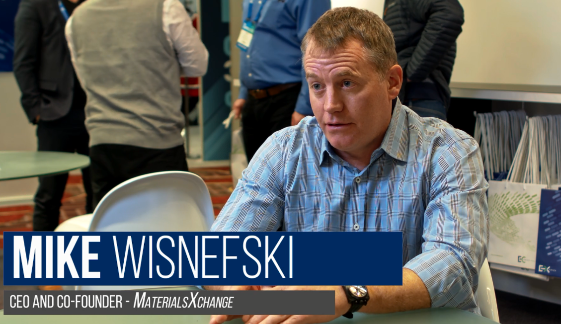 Bringing Efficiency to the Raw Materials Markets: MaterialsXchange's Mike Wisnefski