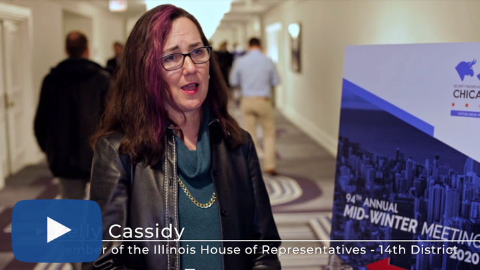 JLN Video: State Rep. Kelly Cassidy – STAC 2020