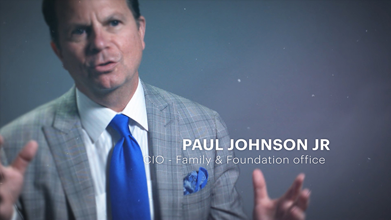 Paul R.T. Johnson Jr – Open Outcry Traders History Project