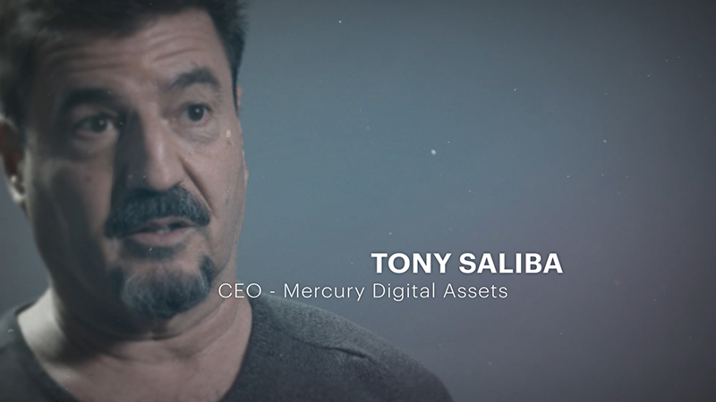 Tony Saliba – Open Outcry Traders History Project