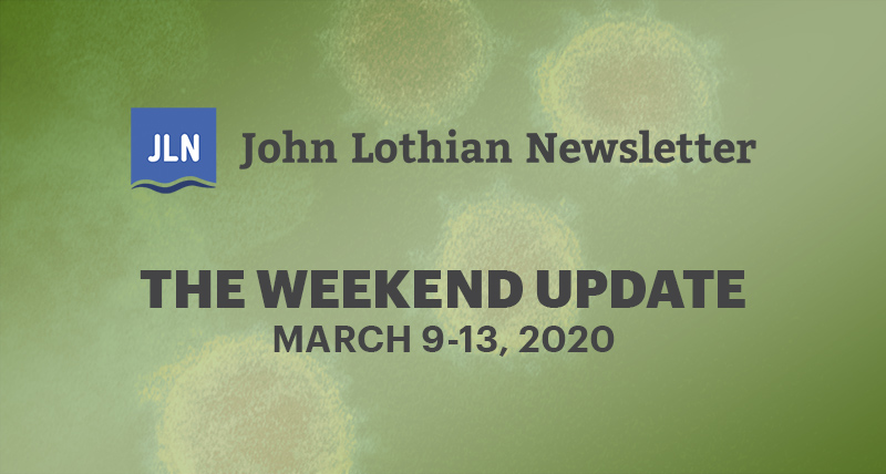 The Weekend Update: March 9-13