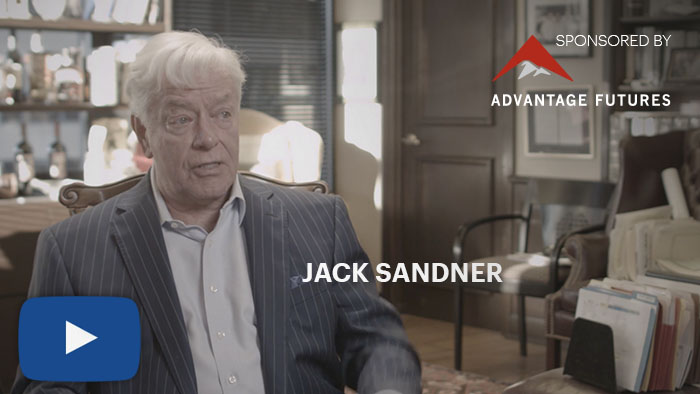 Jack Sandner – Open Outcry Traders History Project – Part One