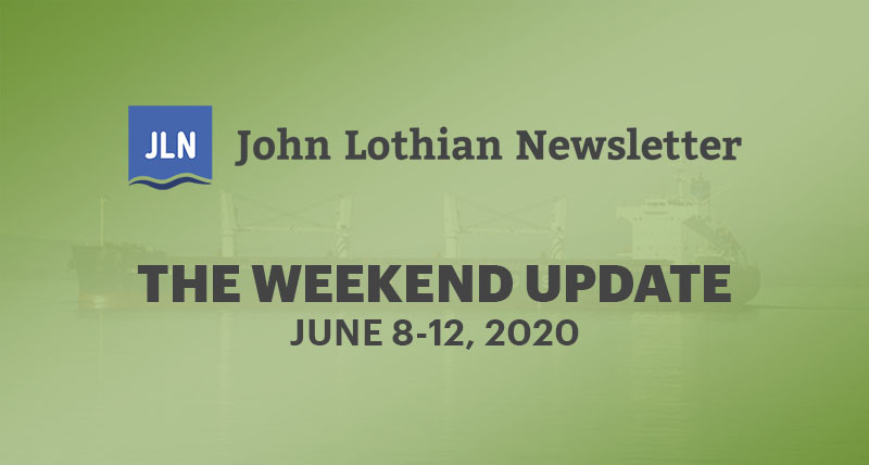 The Weekend Update: June 8-12,2020