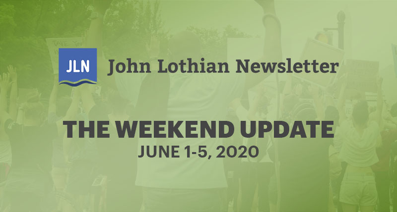 Weekend Update: June 1-5, 2020