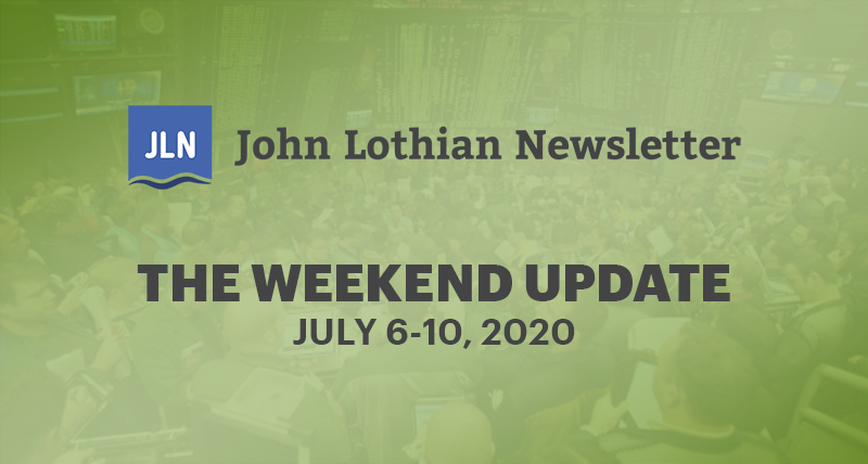 The Weekend Update: July 6-10, 2020