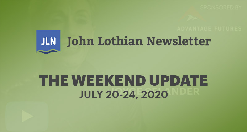 The Weekend Update: July 20-24, 2020