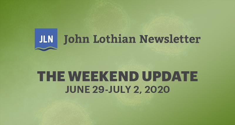 The Weekend Update: June 29-July 2, 2020