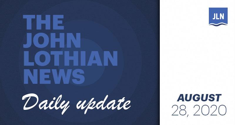 The John Lothian News Daily Update – 8/28/2020