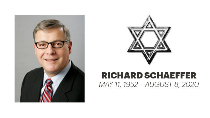 Richard Schaeffer Remembrances by Former Colleagues