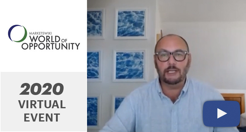 Alessandro Cocco: MarketsWiki World of Opportunity 2020
