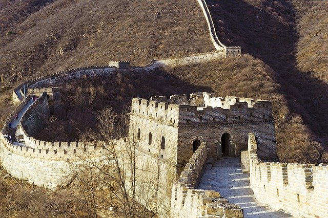 The Great Wall (Street) of China
