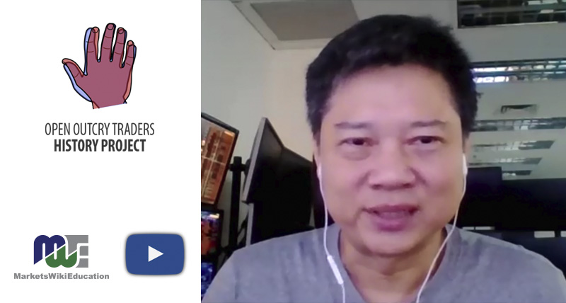 Andy Tan: Open Outcry Traders History Project