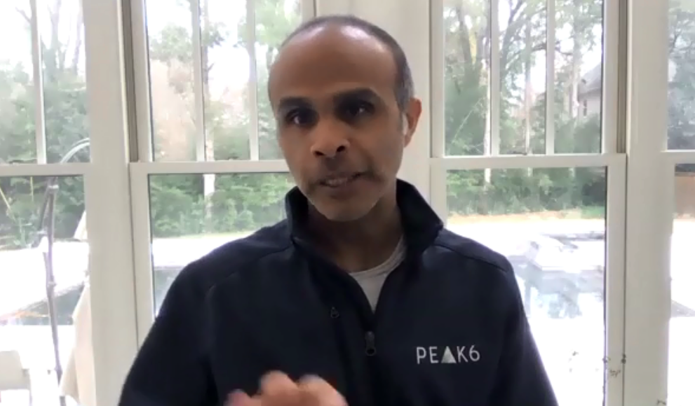 Sam Mehta and PEAK6 Capital Management Want to Change the World