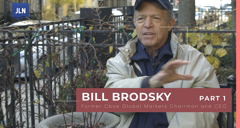Bill Brodsky – The Path to Electronic Trading Part 1