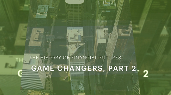 The History of Financial Futures