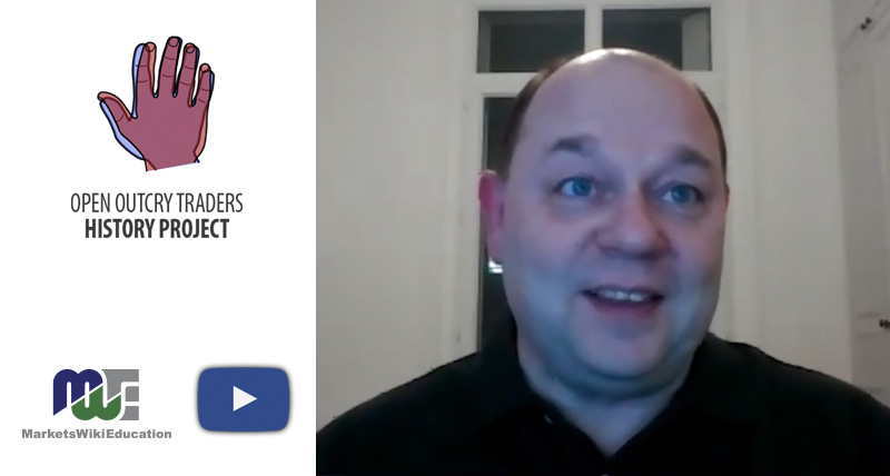 Olivier Raevel – MarketsWiki Education Open Outcry Traders History Project
